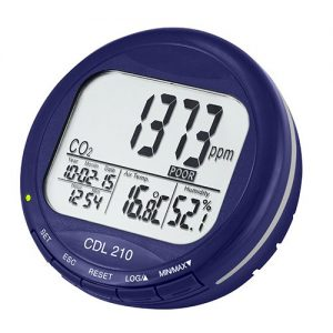 CO2 Concentration Logger