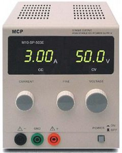Variable DC Power Supply