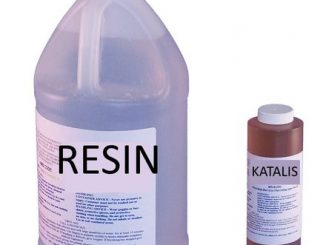 Jual Epoxy Resin Bening Murah