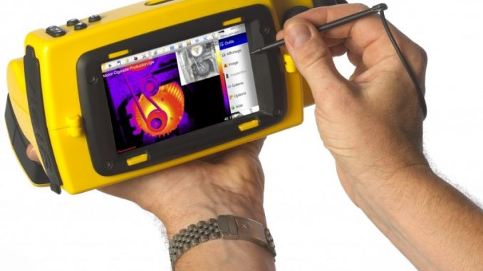 Promo Jual Thermal Imaging Camera Trotec Di Indonesia