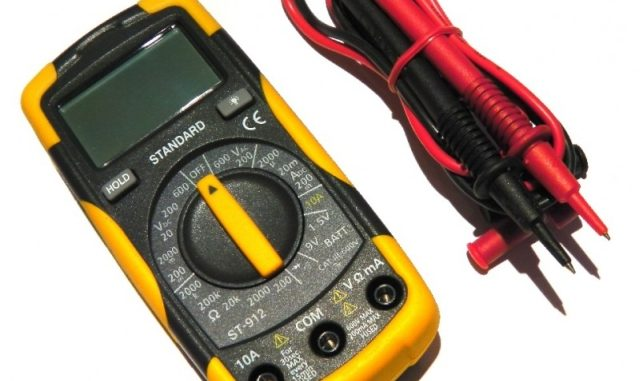 Jual Digital Multimeter Ht Italia Murah