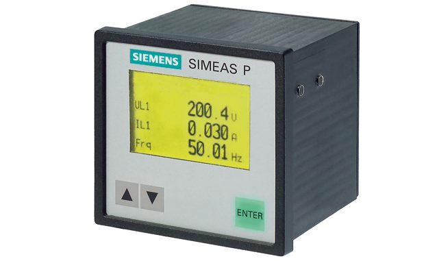 Panel Power Quality Meter