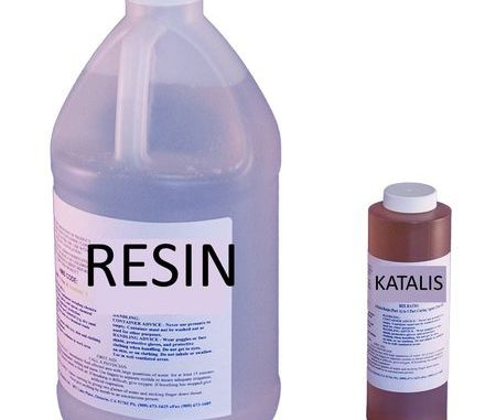 Jual Epoxy Resin Bening